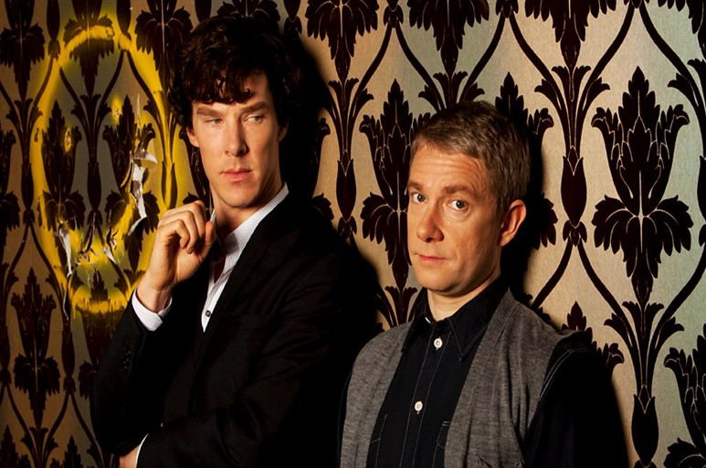 <strong>8. Sherlock</strong>