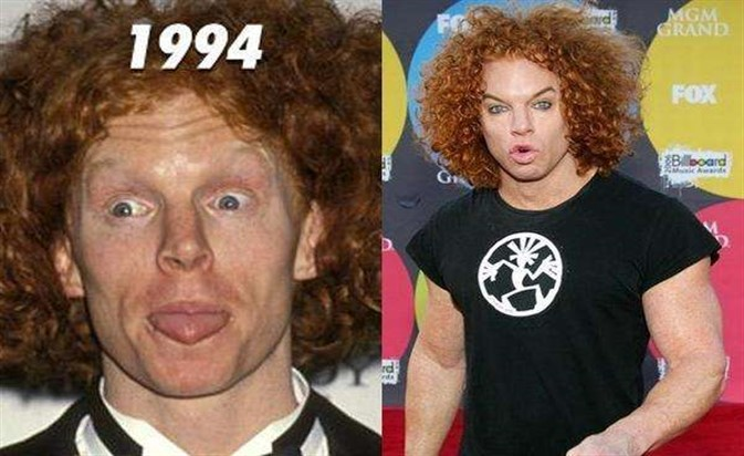 <strong>2. Carrot Top</strong>