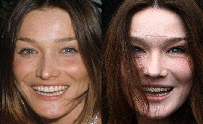 <strong>10. Carla Bruni</strong>