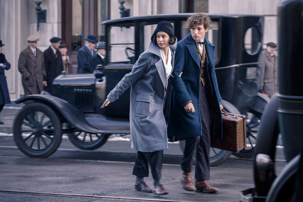 En İyi Kostüm Tasarımı: Fantastic Beasts and Where to Find Them (Colleen Atwood)