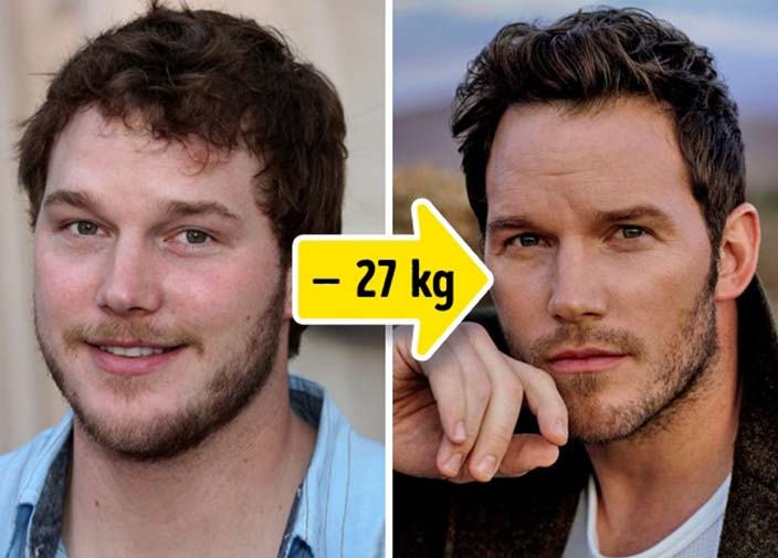 3 Chris Pratt