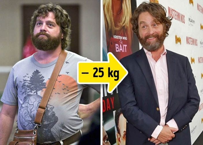10 Zach Galifianakis