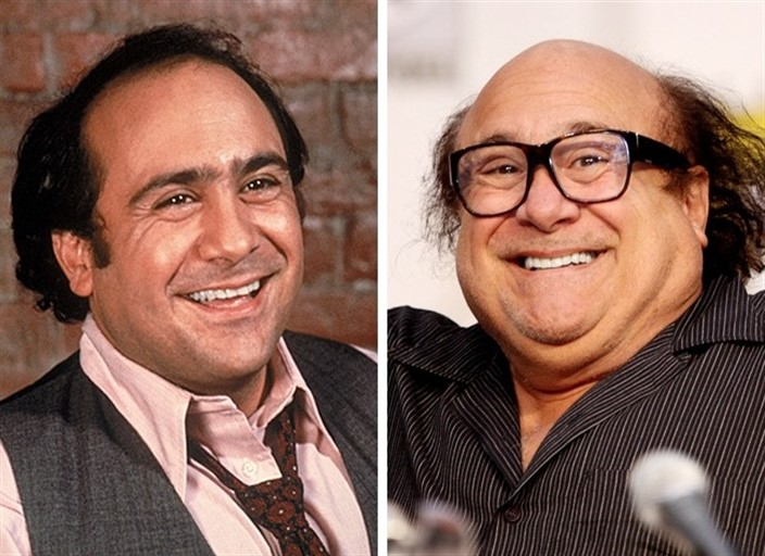 <strong>5. Danny DeVito</strong>