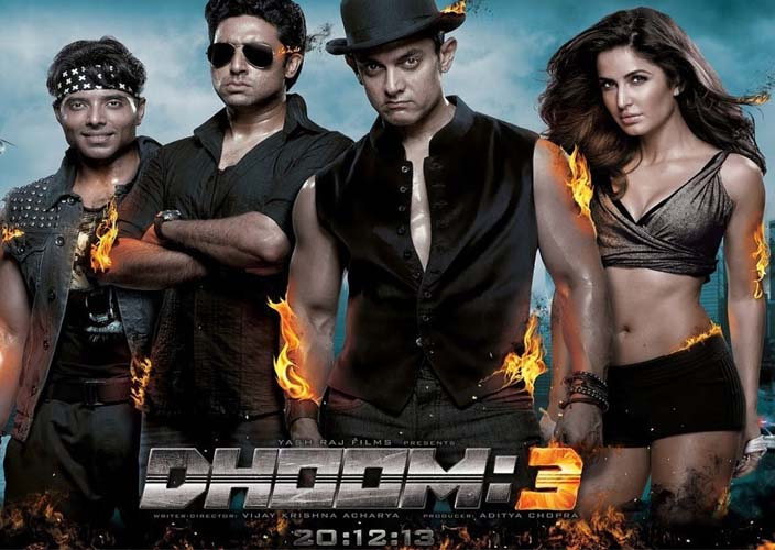 <p>Dhoom 3 (2013)</p>