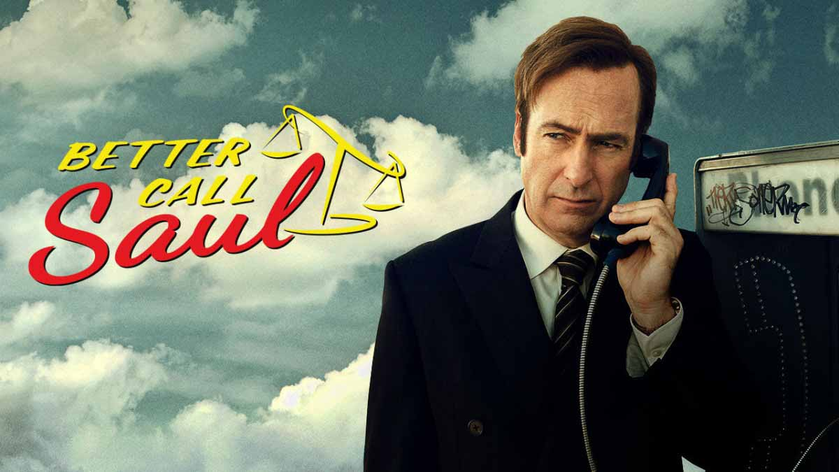 1- Better Call Saul<br />