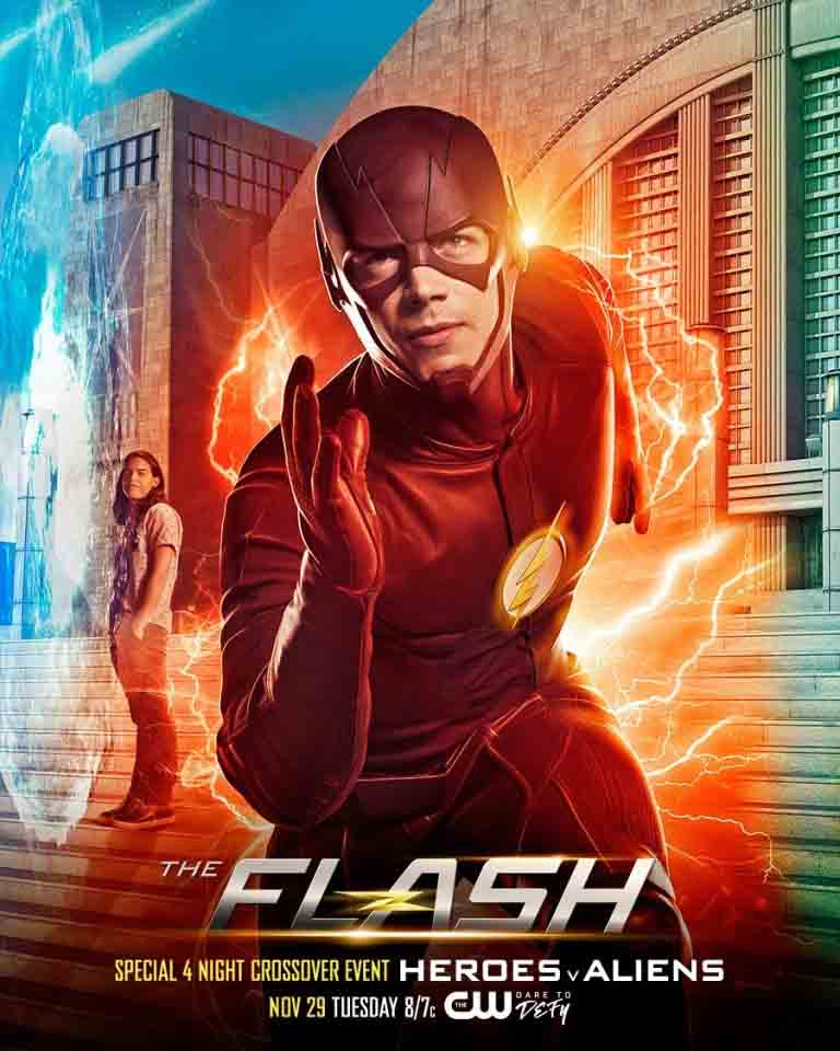 3- The Flash<br />