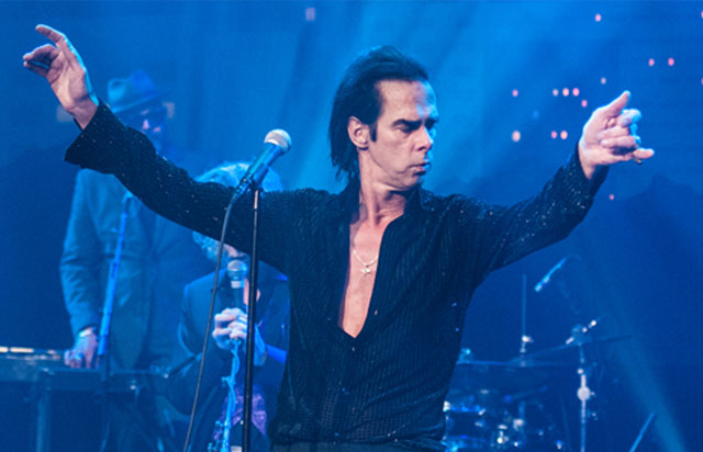 Nick Cave İstanbul Caz Festivali'nde