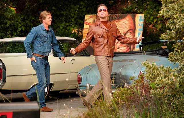 Once Upon a Time in Hollywood geliyor