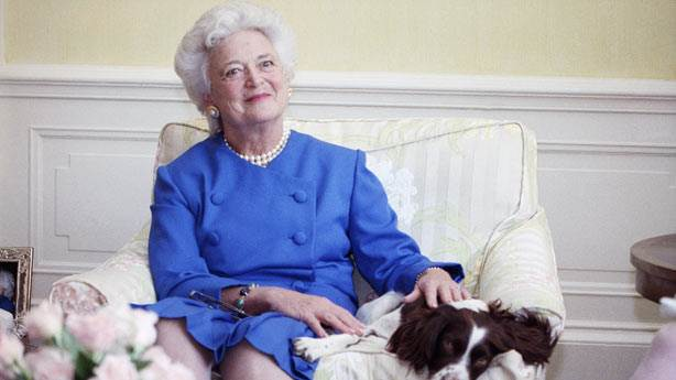 Barbara Bush kimdir? Barbara Bush neden öldü?