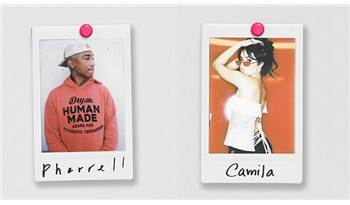 Pharrell Williams ve Camila Cabello'dan yaz şarkısı: Sangria Wine