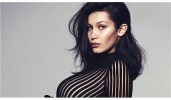 Bella Hadid'in idolleri Cher ve Monica Bellucci