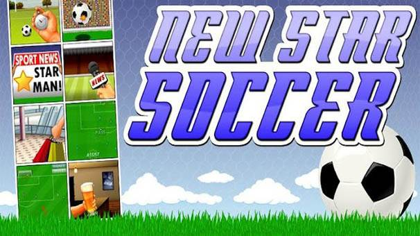 5- New Star Soccer Manager