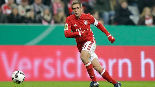 3- Philipp Lahm
