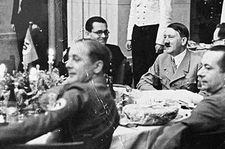 an examination of hitlers life in hitler Track the key events in hitler's life,  hitler's rise and fall: timeline   political ideology and an examination of the techniques of propaganda.