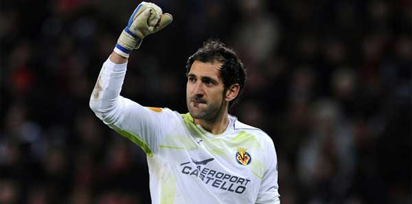Real Madrid'in yeni kalecisi Diego Lopez