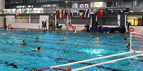 Mornar Split - Galatasaray: 8-4