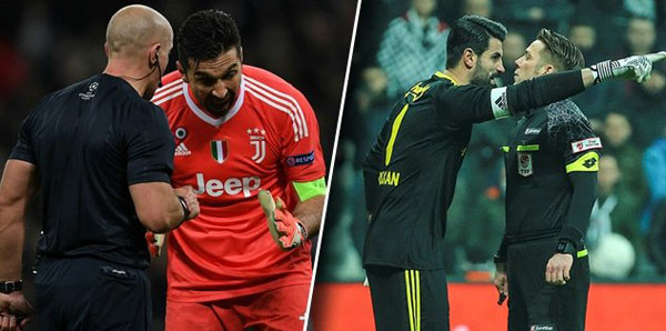 Volkan Demirel'in Buffon isyanı...