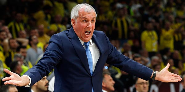 Obradovic'ten Real Madrid itirafı!