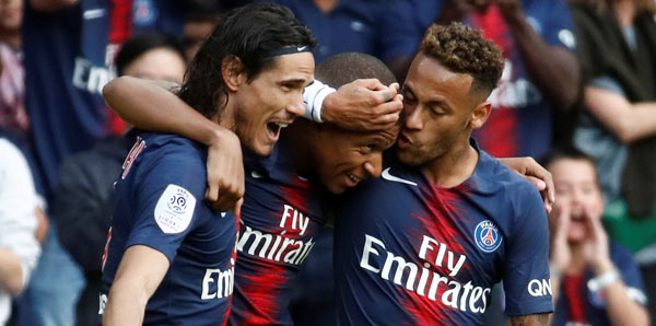 PSG-Angers: 3-1