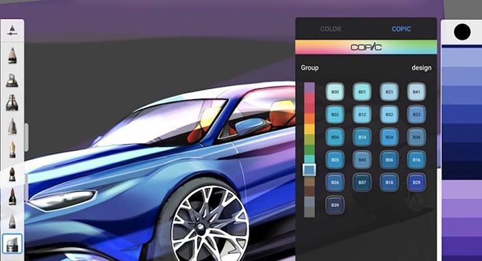 Autodesk Sketchbook Pro was free: The normal price is 120 TL
