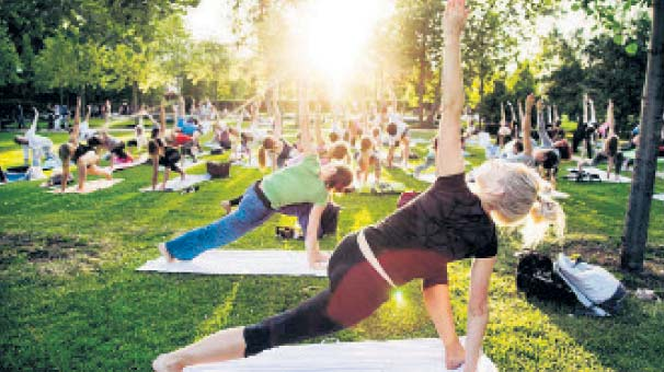 Holistic Wellness Festivali  Kemer Country Club'ta