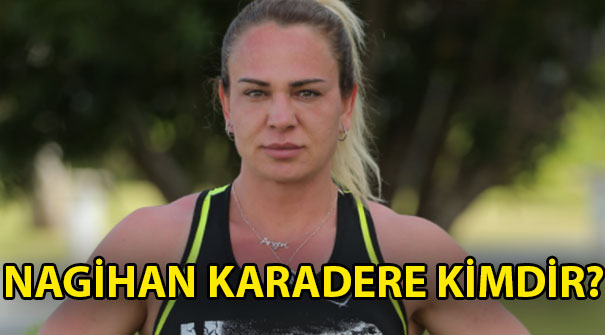 Nagihan Karadere kimdir? Survivor 2018 All Star...