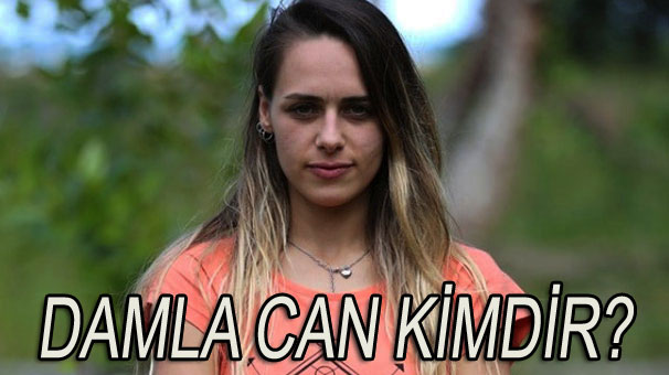 Damla Can kimdir? (Survivor 2018)